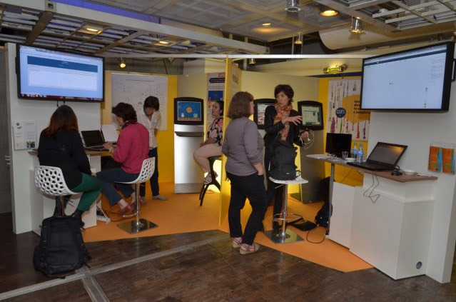 salon borne concept bornes interactives evenement
