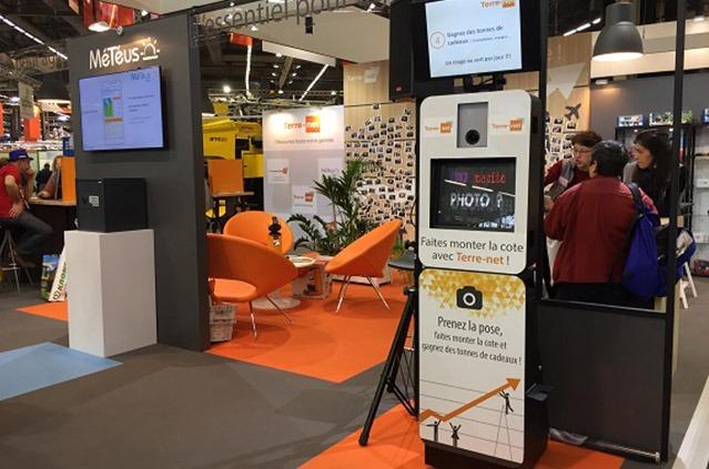 salon borne concept bornes interactives evenement